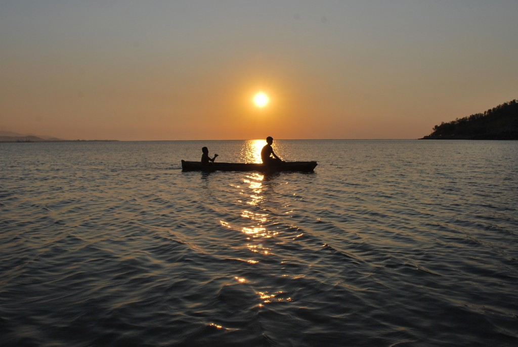 Beach sunset outside Dili - Reasons to visit East Timor
